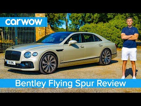 External Review Video tasWKXhghxs for Bentley Flying Spur Sedan (3rd Gen)