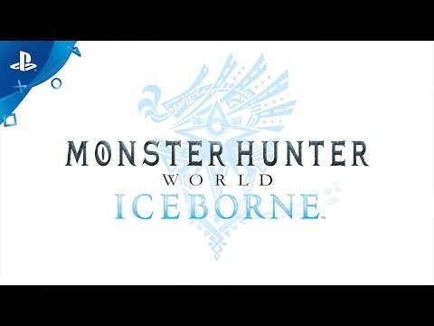 Monster Hunter World | Iceborne Trailer | PS4