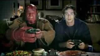 Zac & Hellboy - Clip 2