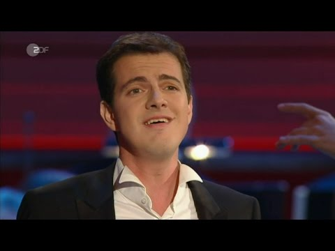 """Philippe Jaroussky sings """"Ombra mai fu"""" at the Echo Klassik Award 2012"""