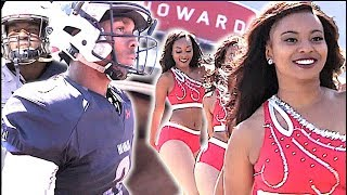 🔥🔥 Different level of LIT ! HBCU Football | Caylin Newton leads Howard over Bethune Cookman