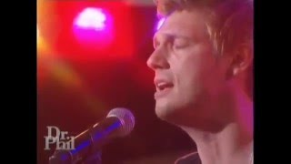 Nick Carter - Madeleine live on Dr Phil