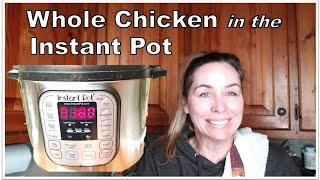 ~ Instant Pot || Whole Chicken Recipe ~