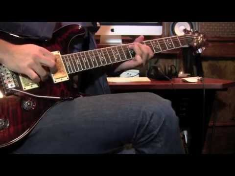 Pink Floyd's Comfortably Numb Cover First and Second Solo's by Guitars2400