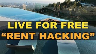 How to LIVE FOR FREE and House Hack with NO MONEY DOWN: Rent Hacking 101