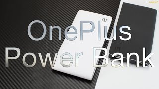 OnePlus 10,000 mAh Power Bank Review!