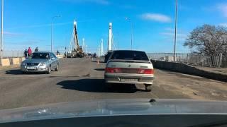 Последствия аварии, Кимры , мост