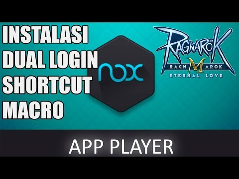 PLAY DEAD SKILL USING MACRO RECORDER NOX PLAYER - Ragnarok Mobile