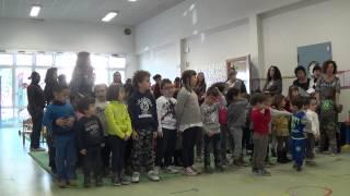 preview picture of video 'Auguri di Natale dai bambini della Scuola d'Infanzia di Cerese'