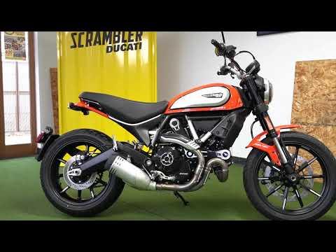 2020 Ducati Scrambler Icon in West Allis, Wisconsin - Video 1