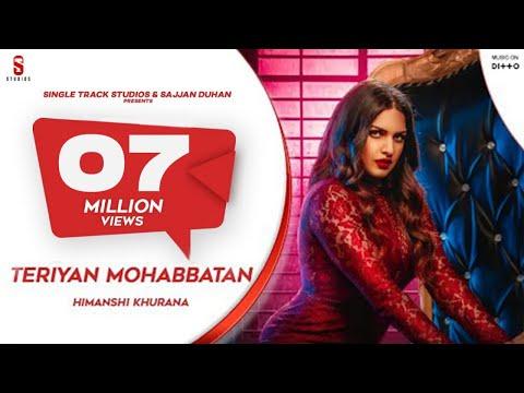 Teriya Mohobbatan mp4 video song download
