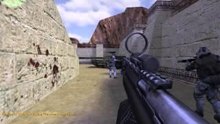 Counter Strike Warface V2 Gameplay De_scud Map