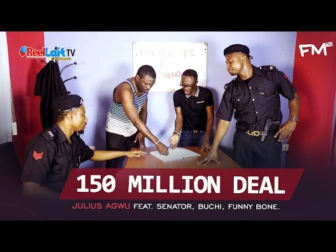 #BreakingNEWS‼ Julius Agwu & Buchi hit #150million Deal