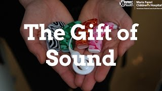 The Gift of Sound