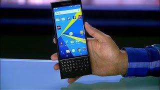 BlackBerry Priv: celular Android de BlackBerry ofrece más seguridad [video]