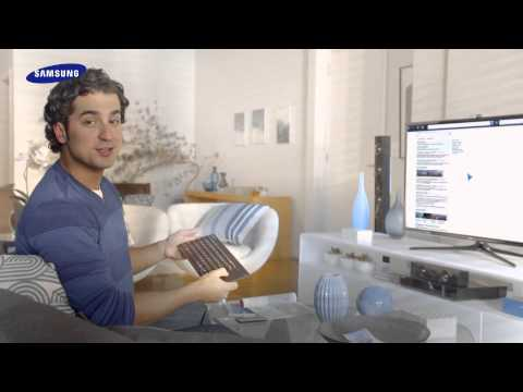 Teclado VG-KBD1000 para Samsung Smart TV