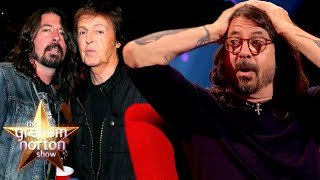 Paul McCartney Gave Dave Grohl's Daughter Her First Piano Lesson   The Graham Norton Show