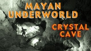 preview picture of video 'Mayan Underworld, Crystal Cave - San Ignacio, Hun Chi'ik Tours'