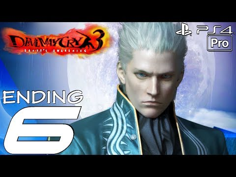 Gameplay de Devil May Cry 3 HD Collection