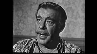 """AS IT HAPPENED:""""THE GOLDEN JUNKMAN"""" Lon Chaney Jr. 4-8-1956. (HD HQ 1080p)"""