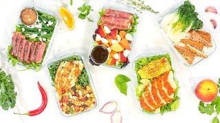 Week 5 | 5 Healthy Back-To-School Meal Prep Boxes!