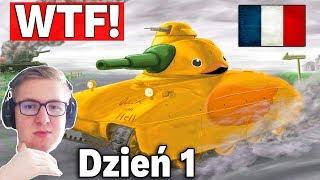 Dycha w Tydzień - DZIEŃ 1 - World of Tanks