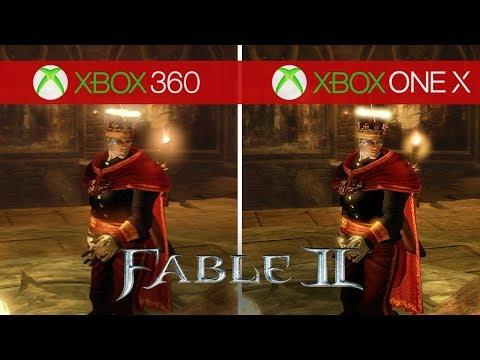 Download Fable 3 Comparison Xbox 360 Vs Xbox One X Mp4 & 3gp