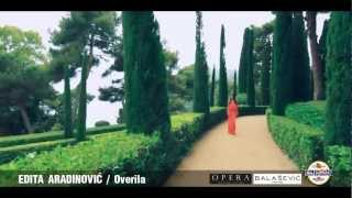 EDITA ARADINOVIC   OVERILA (OFFICIAL VIDEO)