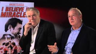Trevor Francis And John Roberston Talk Brian Clough And 'I Believe In Miracles'