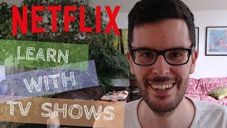 LEARNING a LANGUAGE with TV SHOWS?!  |  5 important TIPS! (2018)