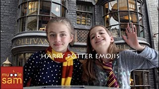 HARRY POTTER EMOJI CHALLENGE!! ⚡️ Guess The Harry Potter Characters