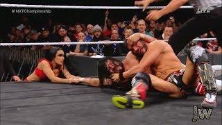 Johnny Gargano vs Andrade C Almas Highlights TakeOver Philadelphia