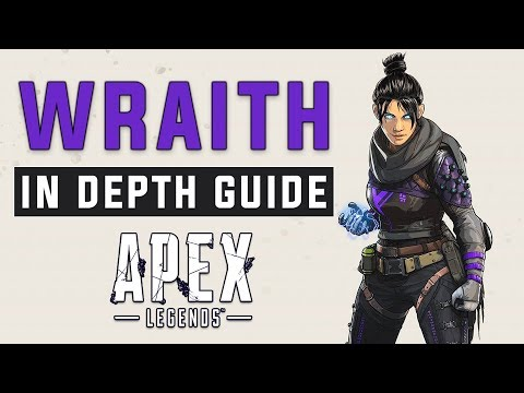 How to play Wraith effectively - Apex Legends Tutorial/Tips and Tricks/Guide