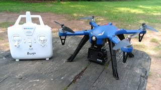 Drocon Bugs 3 - Brushless RC Drohne mit Actioncam Halterung // Testbericht & Testflug