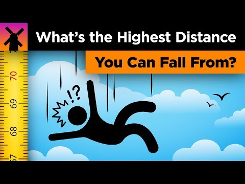 How Far Can You Fall Before You Die?