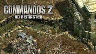 Picture of a game: Commandos