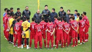 Chốt danh sách : Loại 11 cầu thủ, tân binh U23 Việt Nam khó có cửa dưới thời HLV Park Hang Seo