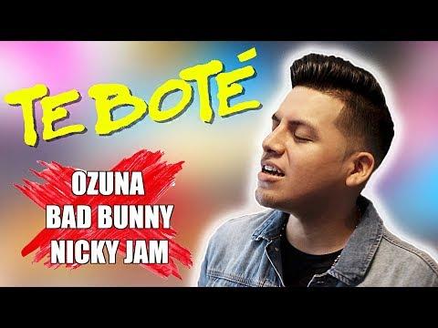Te Bote Remix - Bad Bunny, Ozuna, Nicky Jam, Casper, Nio García, Darell