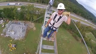 SLTC climbing 100 ft