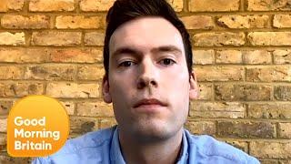 Coronavirus Survivor Describes His Experience | Good Morning Britain