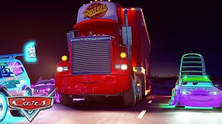 Mack Falls Asleep! | Pixar Cars