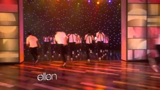 ELLEN - Step Up Revolution