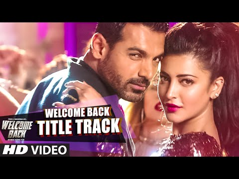 Welcome Back title Track  Mika Singh