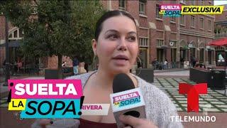 Chiquis Rivera reacciona, en exclusiva, a la última entrevista de Jenni Rivera | Suelta La Sopa