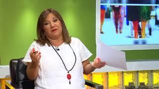 Entrevista a la presidenta del Rotary Club de Ceuta Mª Rosa Pedrajas del Molino y al gobernador del