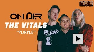 "The Vitals LIVE ""On Air With NRG"""