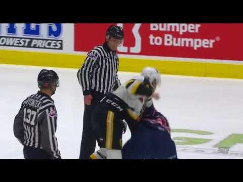 Bryce Platt vs. Justin Lemcke