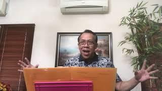 Behind the scenes – Pastor Tony Phang