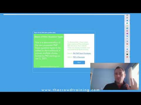 Starting 2021 - New PMP Exam Question Formats - YouTube