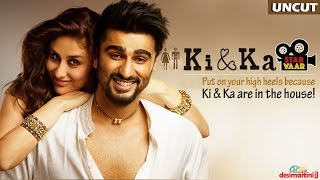 STARVAAR With Ki & Ka - Arjun Kapoor and Kareena Kapoor In The House